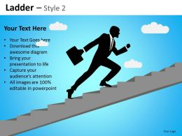 Ladder Style 2 PPT 2