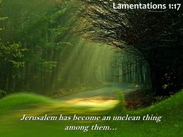 lamentations_1_17_jerusalem_has_become_an_unclean_powerpoint_church_sermon_Slide01