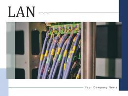 Lan Connection Computers Through Representing Organization Communication
