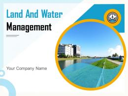 Land And Water Management Powerpoint Presentation Slides