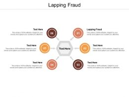 Lapping Fraud Ppt Powerpoint Presentation Styles Background Image Cpb