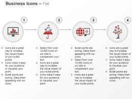 laptop_bar_graph_umbrella_globe_tree_ppt_icons_graphics_Slide01