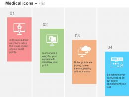 Laptop Robot Cloud Services Technology Ppt Icons Graphics