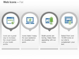 laptop_settings_domain_registration_responsive_design_ppt_icons_graphics_Slide01