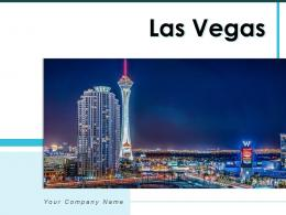 Las Vegas Buildings Casinos Replica Famous Fountain Gondola
