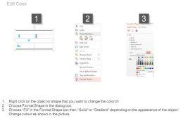 Last 90 Days Results Bar Graph Ppt Slides