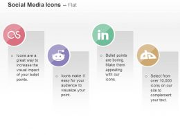 last_fm_reddit_linkedin_deviantart_ppt_icons_graphics_Slide01
