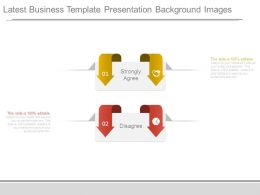 Latest Business Template Presentation Background Images