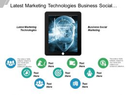 Latest Marketing Technologies Business Social Marketing Work Life Balance Cpb
