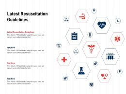Latest Resuscitation Guidelines Ppt Powerpoint Presentation Infographics Infographics