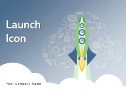 Launch Icon Technology Individual Software Business Revenue Product Successful