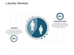Laundry Services Ppt Powerpoint Presentation Icon Background Images Cpb