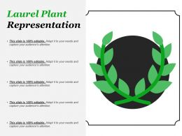 Laurel Plant Representation