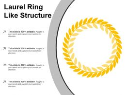 Laurel Ring Like Structure