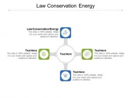 Law Conservation Energy Ppt Powerpoint Presentation Gallery Guide Cpb