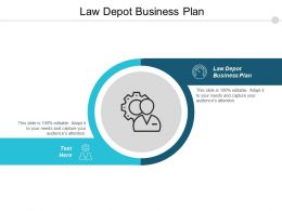 Law Depot Business Plan Ppt Powerpoint Presentation Icon Backgrounds Cpb