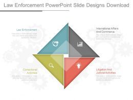 Law Enforcement Powerpoint Slide Designs Download