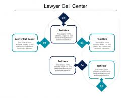 Lawyer Call Center Ppt Powerpoint Presentation Gallery Topics Cpb