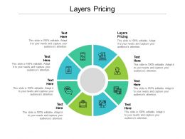 Layers Pricing Ppt Powerpoint Presentation File Outline Cpb