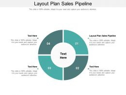 Layout Plan Sales Pipeline Ppt Powerpoint Presentation Model Format Ideas Cpb