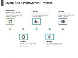 Layout Sales Improvement Process Ppt Powerpoint Presentation Ideas Inspiration Cpb