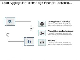 Lead Aggregation Technology Financial Services Customization Lead Validation Cpb
