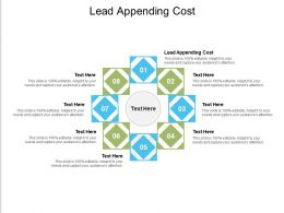 Lead Appending Cost Ppt Powerpoint Presentation Model Example Cpb