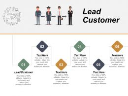 Lead Customer Ppt Powerpoint Presentation Icon Background Image Cpb