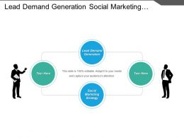 Lead Demand Generation Social Marketing Strategy B2b Marketing Operations Cpb