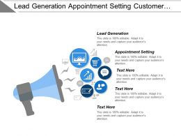 Lead Generation Appointment Setting Customer Acquisition Management Brand Identity