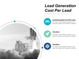 Lead Generation Cost Per Lead Ppt Powerpoint Presentation Styles Graphic Images Cpb