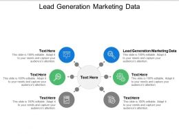 Lead Generation Marketing Data Ppt Powerpoint Presentation Pictures Master Slide Cpb