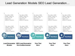 Lead Generation Models Seo Lead Generation Service Businesses Cpb