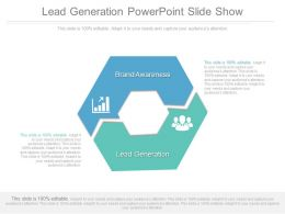 Lead Generation Powerpoint Slide Show