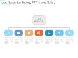Lead Generation Strategy Ppt Images Gallery