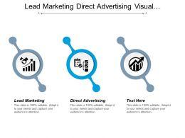 Lead Marketing Direct Advertising Visual Merchandising Business Management Cpb