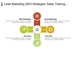 Lead Marketing Seo Strategies Sales Training Performance Marketing