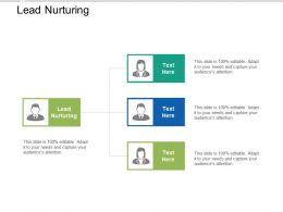 Lead Nurturing Ppt Powerpoint Presentation Ideas Slide Download Cpb