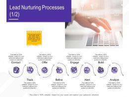 Lead Nurturing Processes Engage M2682 Ppt Powerpoint Presentation Inspiration Outfit