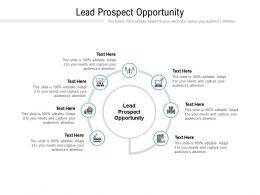 Lead Prospect Opportunity Ppt Powerpoint Presentation Summary Portfolio Cpb