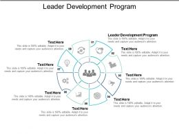 Leader Development Program Ppt Powerpoint Presentation File Graphics Download Cpb