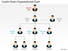 leader_team_organizational_chart_flat_powerpoint_design_Slide01