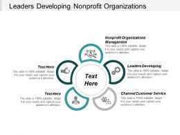 Leaders Developing Nonprofit Organizations Management Channel Customer Service Cpb