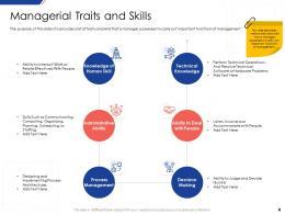Leadership And Management Motivation Theories Powerpoint Presentation Slides