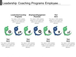 Leadership Coaching Programs Employee Engagement Practices Cpb