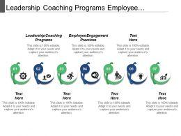 Leadership Coaching Programs Employee Engagement Practices Cpb