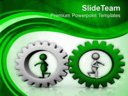 Leadership Concept In Upliftment Of Business PowerPoint Templates PPT Themes And Graphics 0513