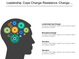 Leadership Cope Change Resistance Change Inbound Marketing Web Metrics