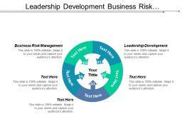 Leadership Development Business Risk Management Media Technology Advertising Cpb