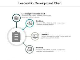 Leadership Development Chart Ppt Powerpoint Presentation Layouts Professional Cpb